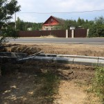 строительство тротуара